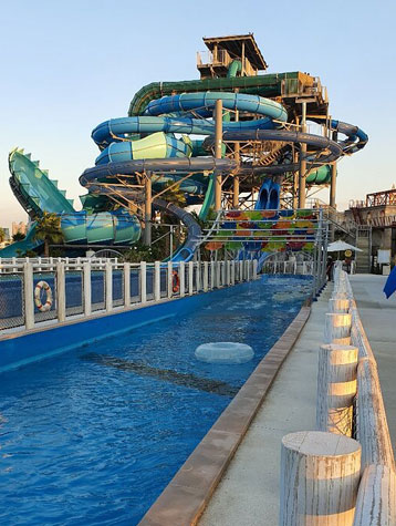 Lame Water Park