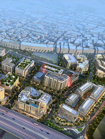 deira-waterfront-development