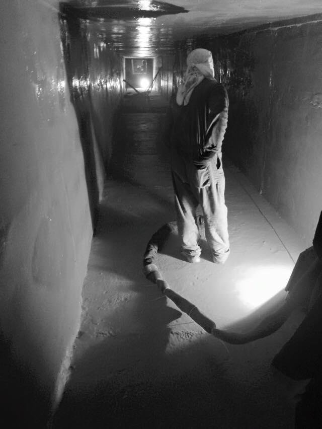 Underground Waterproofing by AHT