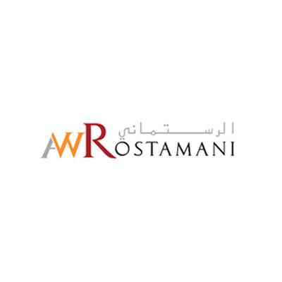 AW Rostamani Logo